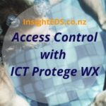 Access Control with ICT Protege WX
