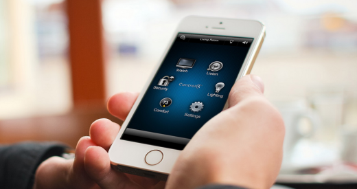 Control4 Mobile App