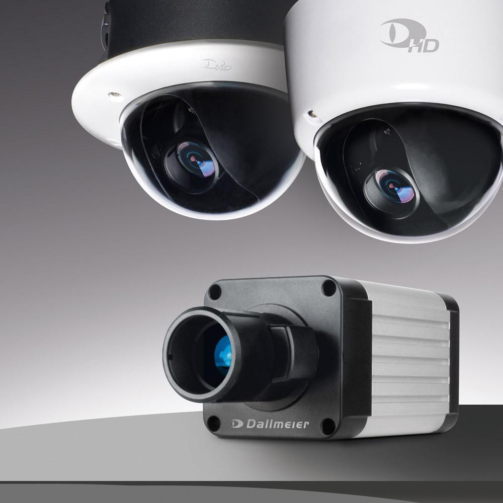 HD Dome Cameras