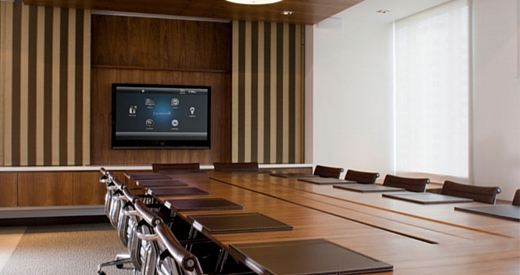 Control4 - Boardroom