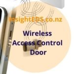 Wireless Access Control Door | revised August 20