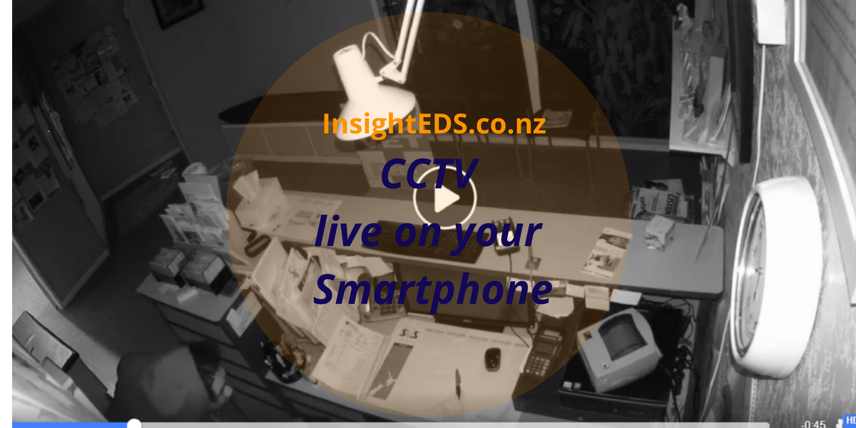 CCTV live on your Smartphone