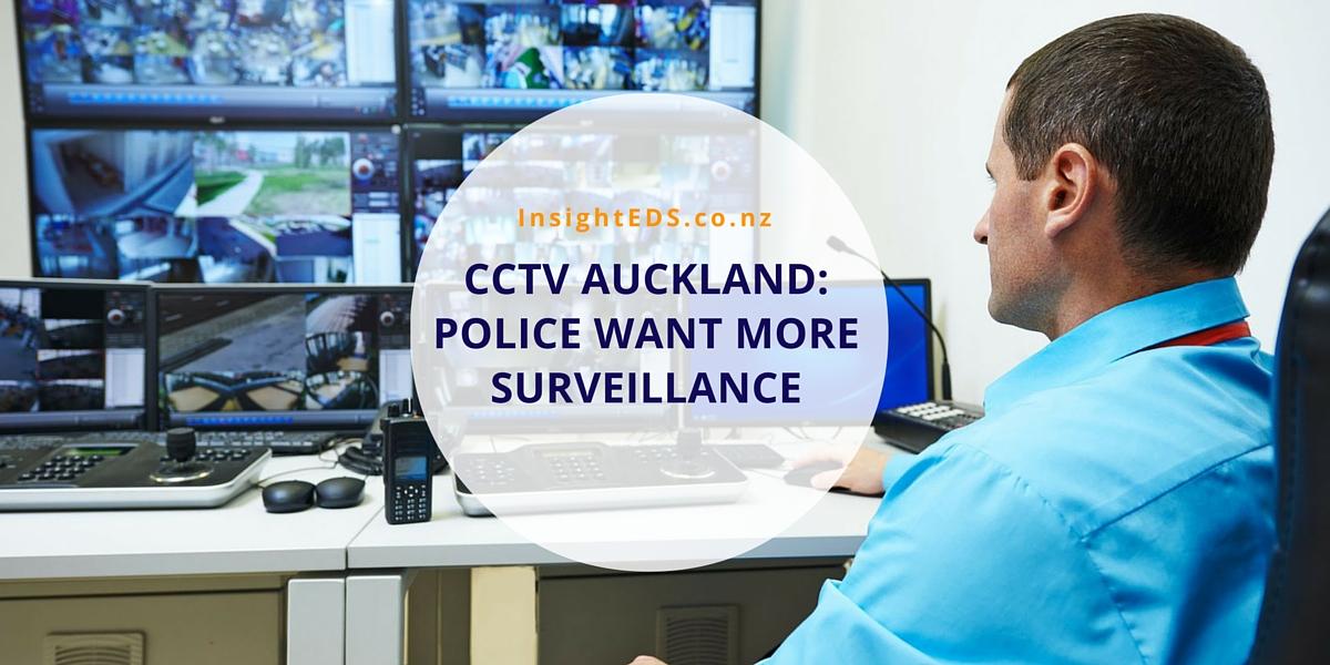 CCTV Auckland