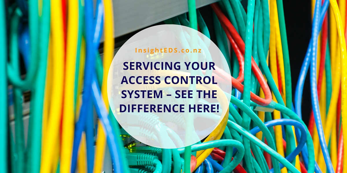 Servicing Your Access Control System – See The Difference Here!