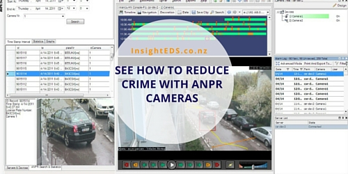 See How To Reduce Crime With ANPR Cameras | Auckland | NZ