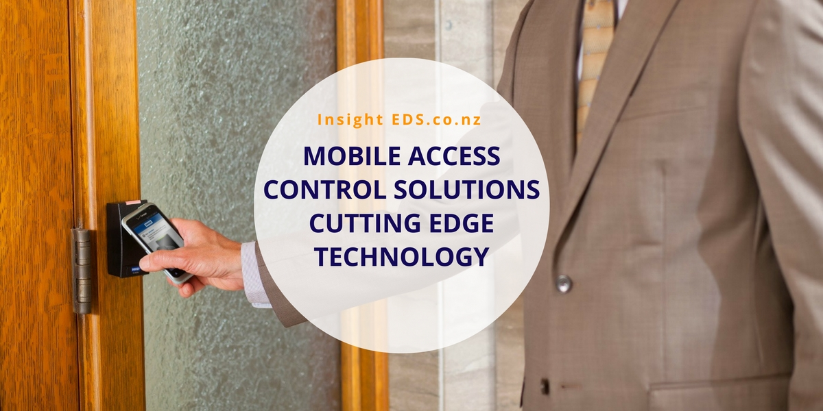 Mobile Access Control Solutions - Cutting Edge Technology
