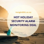 Hot Holiday Security Alarm Monitoring Deal