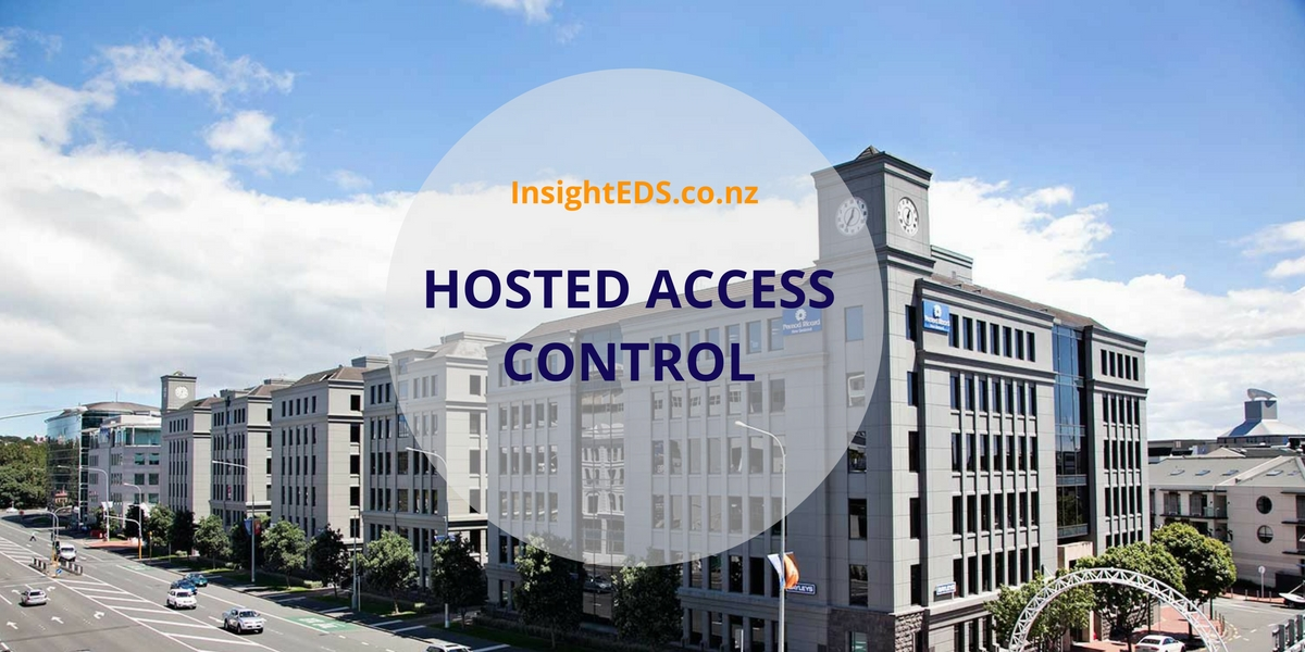 Hosted Access Control Auckland