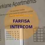 29 Apartments Farfisa Intercom