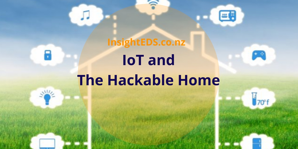 IoT and the Hackable Home