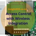 Access Control with Wireless Integration