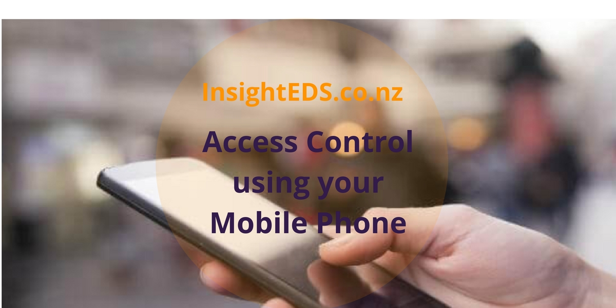 Mobile Phone Access Control