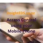 Access Control using your Mobile Phone | Revised April 20
