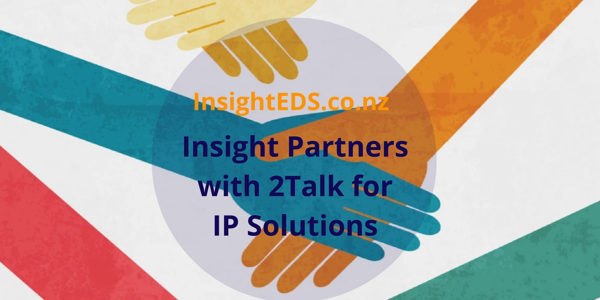 Insight Partners with 2Talk for IP Solutions