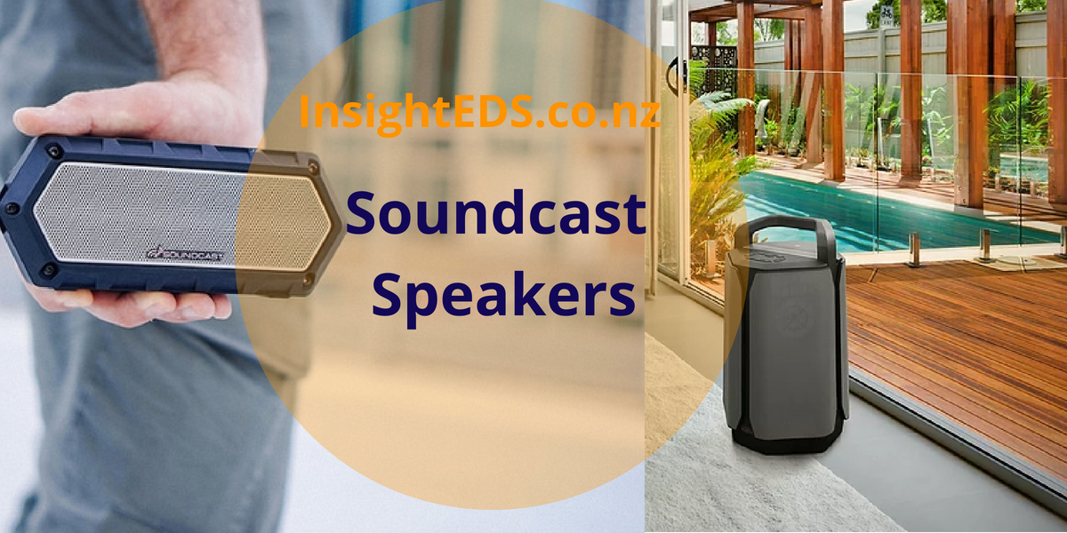 Soundcast Speakers