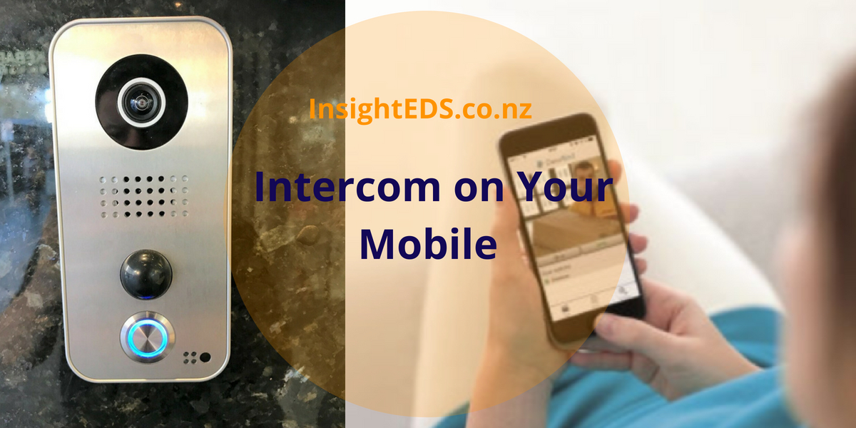 Intercom on Your Mobile