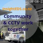 Community & CCTV work together to apprehend offenders