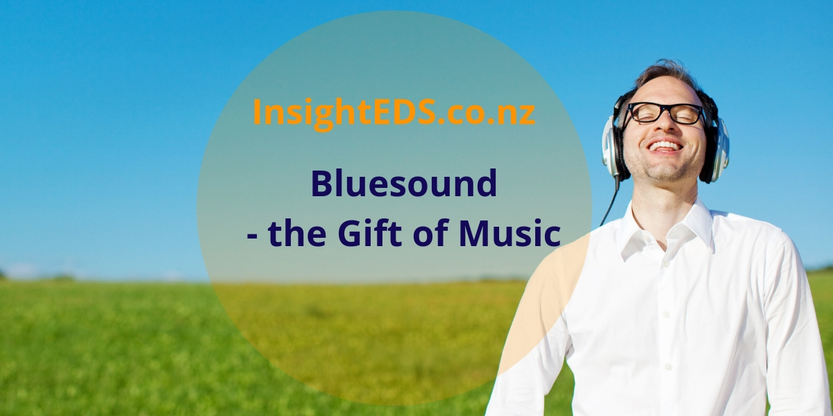 Bluesound - the gift of music