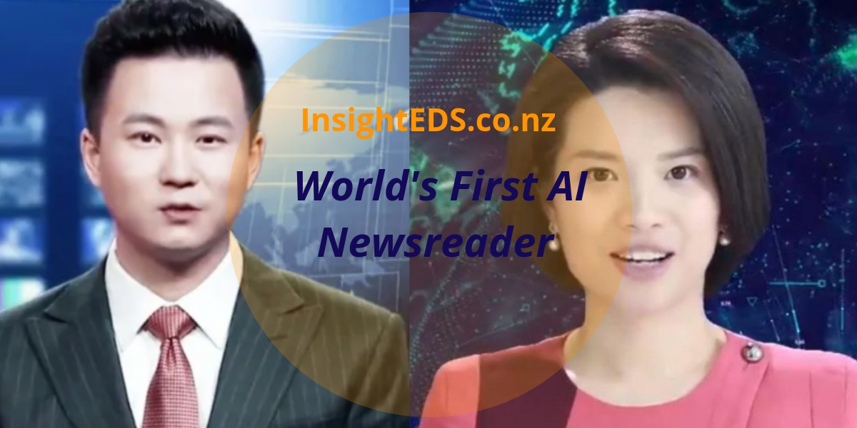 AI Newsreader