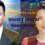 World's First AI Newsreader