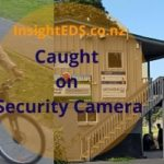 Caught on Security Camera