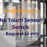 No Touch Sensor Switch
