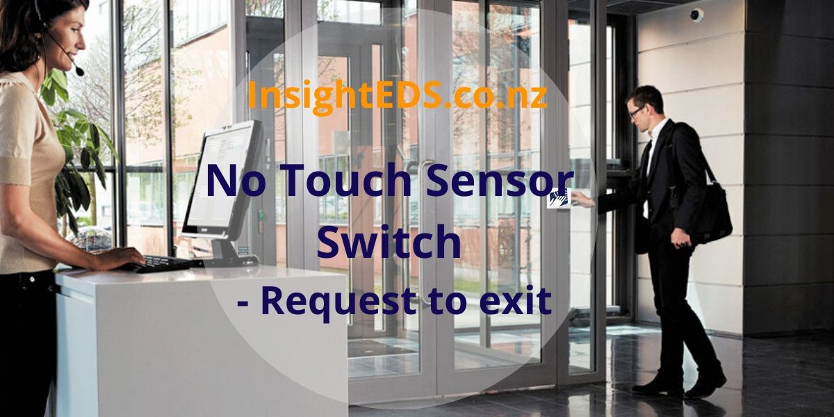 No Touch Sensor Switch
