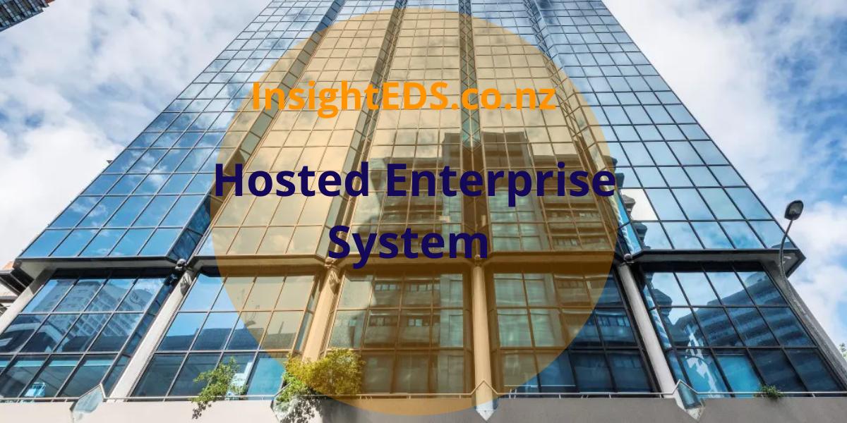 Hosted Enterprise System