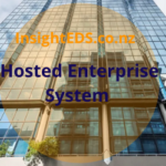 Hosted Enterprise System - A Case Study
