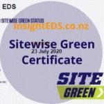 Sitewise Green Certificate