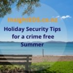 Holiday Security Tips for a crime free Summer | Revised Dec 20