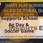 Insight EDS Supports School Ag Day & Soccer Game