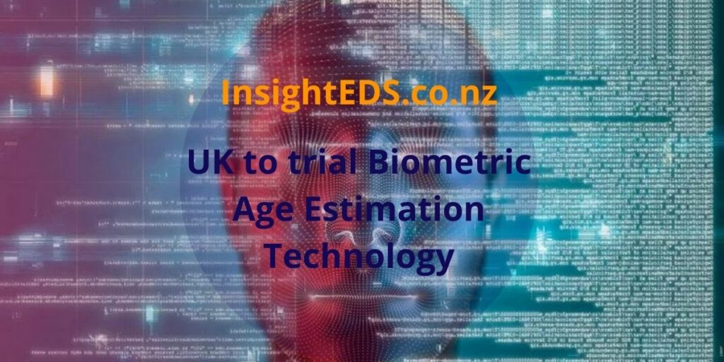 Biometric Age Estimation Technology